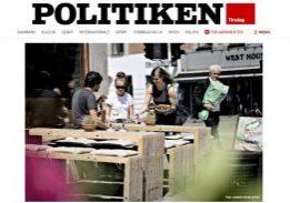 artikel CityHearts politiken